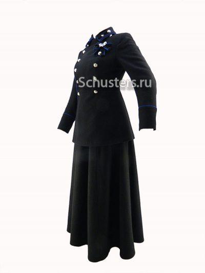 Women suit worker telegraph department (Костюм служащей телеграфа) M6-134-U/M6-136-U