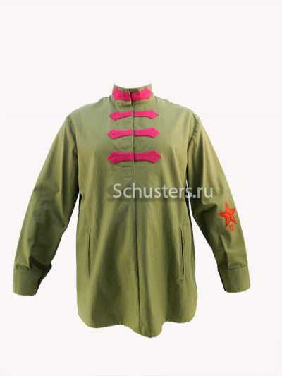 Гимнастерка (рубаха летняя) обр. 1919 г. M3-034-U