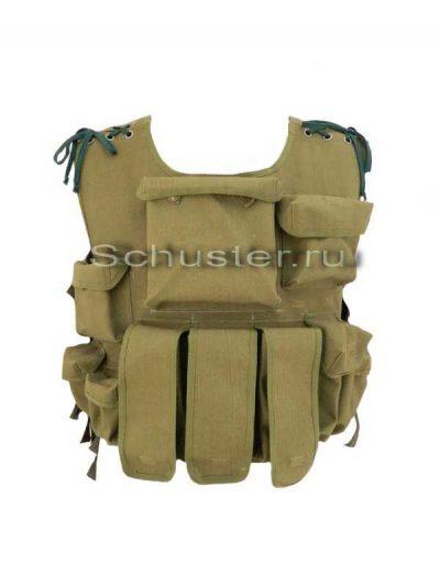 Paratrooper combat gear (Боевая выкладка десантника)-01
