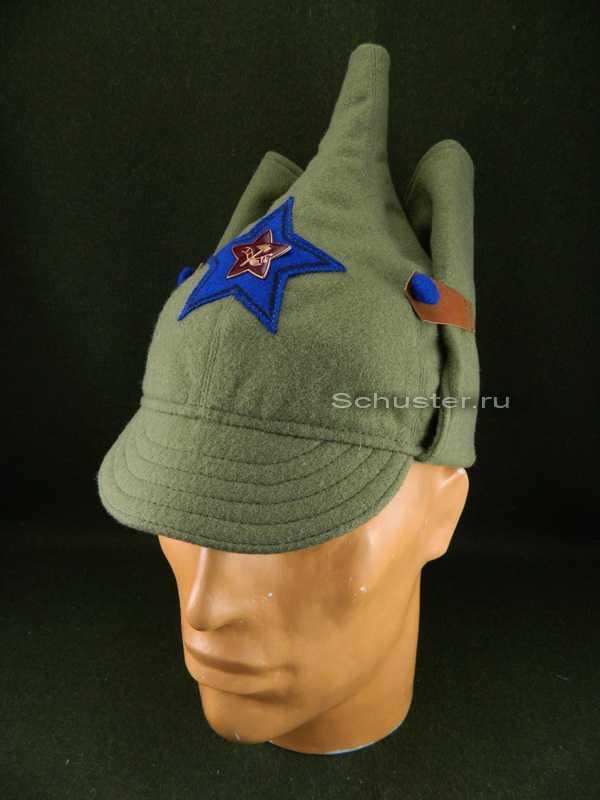 Winter peaked cap Bogatyrka M1919 (Богатырка (зимний шлем) обр. 1919 г. (кавалерия)) M3-010-G