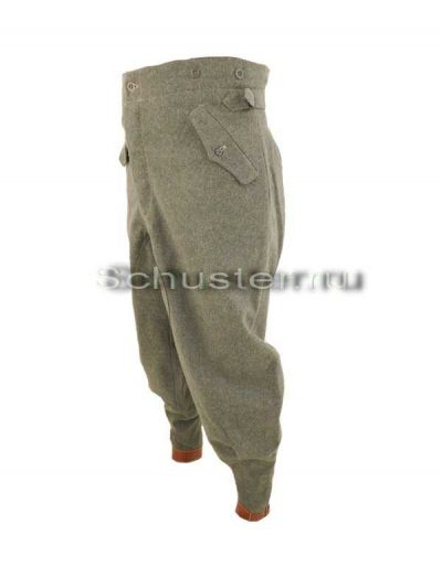M1940 Mountain trousers (Брюки горные М1940 (Berghose) обр. 2)-02