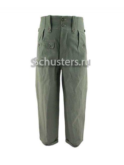 Trousers summer M1943 (Drillich) (Брюки М1943 (дрилих))-01