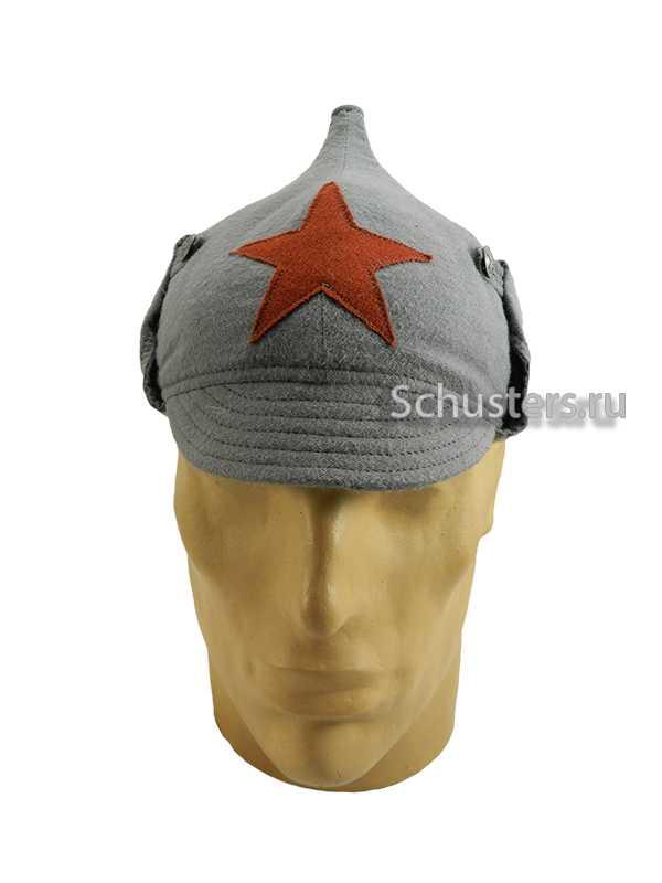 Производство и продажа Буденовка (зимний шлем) байковая обр. 1927 г. (внутренние войска НКВД) M3-008-Gd с доставкой по всему миру