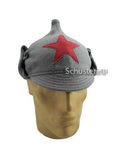 Winter peaked cap Budionovka M1927 (Буденовка (зимний шлем) обр. 1927 г. (пехота))-01