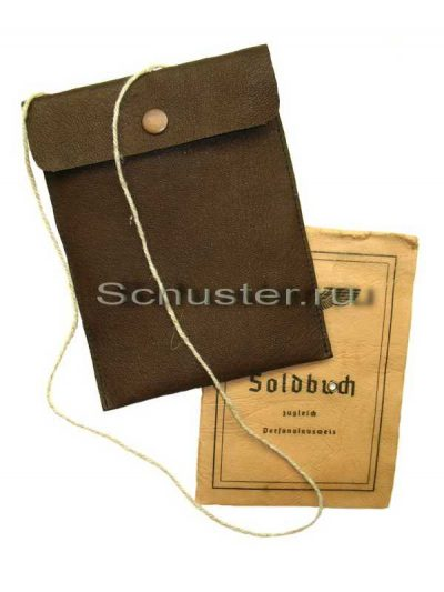 Book cover for a soldier (Чехол для солдатской книжки) M2-006-R