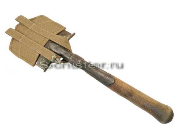 CANVAS COVER FOR ENTRENCHING TOOL (Чехол к малой саперной лопате) M3-097-S