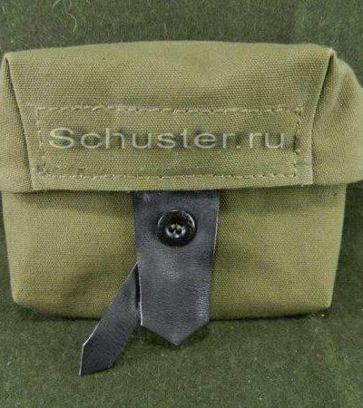 Производство и продажа Cумка патронная универсальная к винтовке 'Мосина', СВТ-40 (авизентовая) M3-059-S с доставкой по всему миру