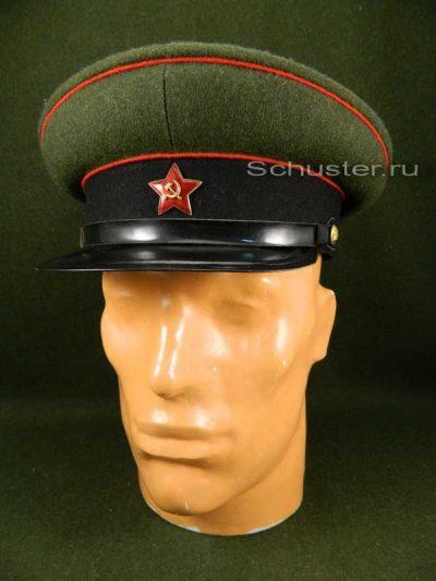 Заказать Фуражка для рядового и комначсостава обр. 1936 г.(артиллерия)