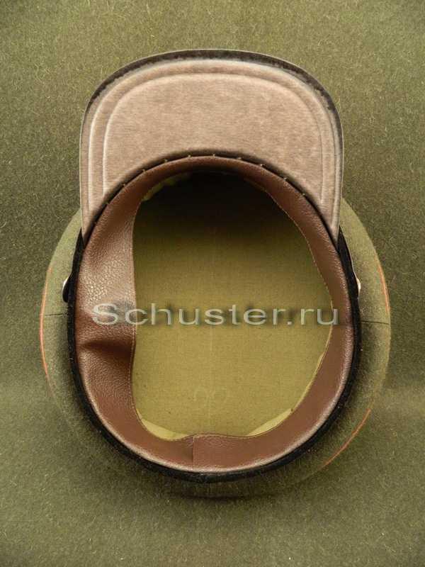 Производство и продажа Фуражка для рядового и комначсостава обр. 1936 г.(бронетанковые войска) M3-056-G с доставкой по всему миру