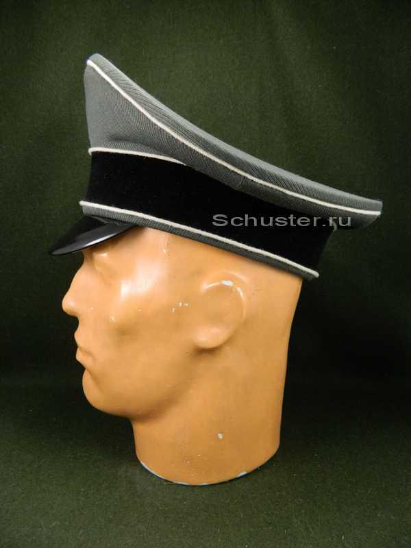 VISOR CAP M1933-45 (SS) (Фуражка обр. 1933-45 гг. (СС) (Schirmmutze)) M4-043-G
