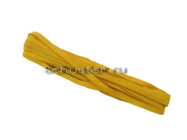 Производство и продажа Галун желтый 5 мм M8-014-G с доставкой по всему миру
