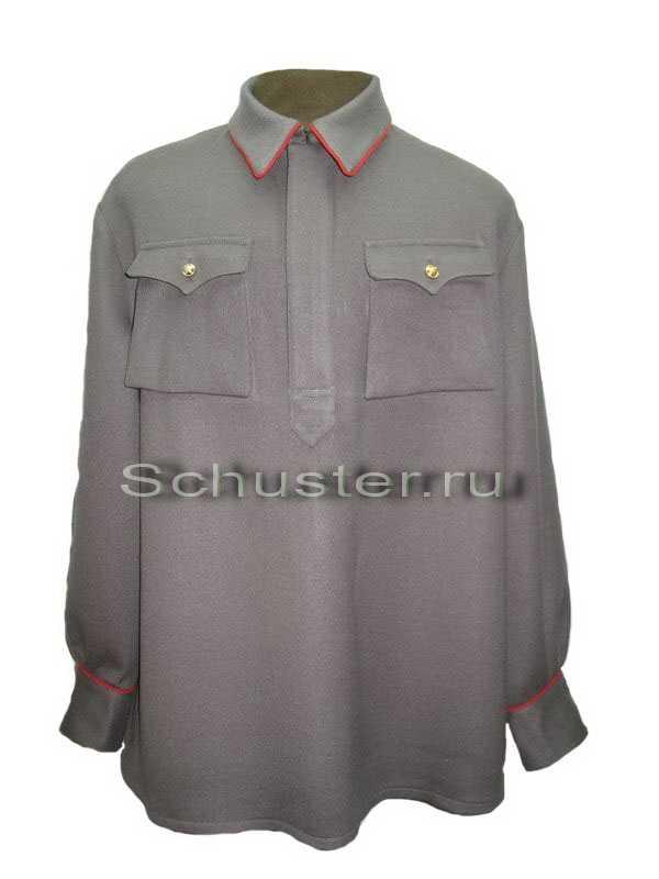 Производство и продажа Гимнастерка (рубаха) п/ш для комначсостава бронетанковых войск обр. 1935 г. M3-054-U с доставкой по всему миру