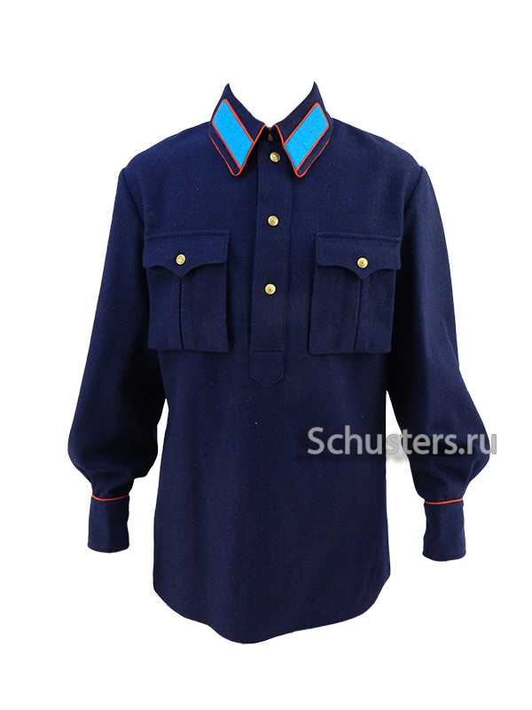 Производство и продажа Гимнастерка (рубаха) суконная для начсостава обр. 1940 г. (милиция) M3-068-U с доставкой по всему миру