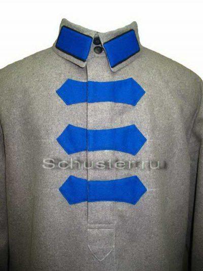 Gimnasterka (Wool) tunic 1922 Cavalry (Гимнастерка (рубаха суконная) обр. 1922 г. (кавалерия))-02