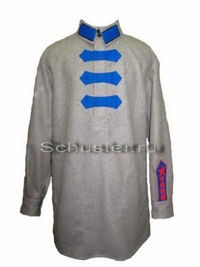 Gimnasterka (Wool) tunic 1922 Cavalry (Гимнастерка (рубаха суконная) обр. 1922 г. (кавалерия))-01