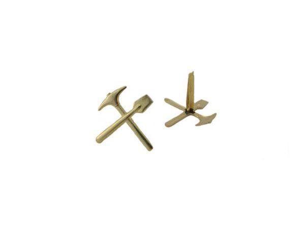 Emblems M35/45 (sapper units) (Эмблемы рода войск обр. 1935-45 гг. (саперные части и саперные подразделения в других родах войск)) M3-068-Z