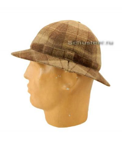 Deerstalker hat M1 (Кепи охотника (Deerstalker hat) обр. 1)-01