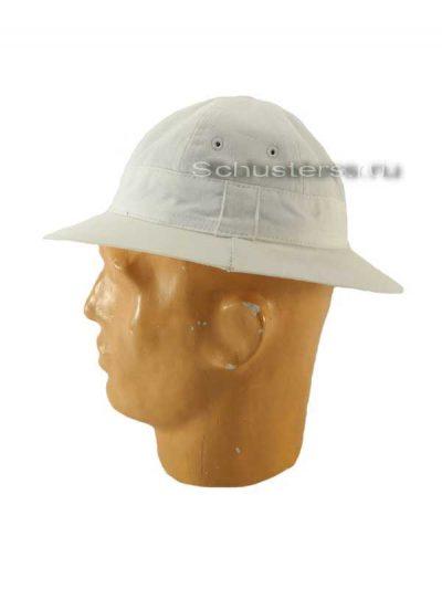 Deerstalker hat (white) (Кепи охотника тропическое (Deerstalker hat) обр. 5)-01
