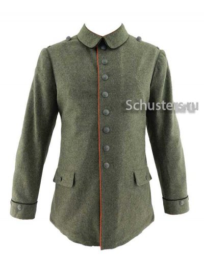 Field tunic for soldiers of artillery units M1913 (Китель полевой для солдат артиллерийских частей M1913)-01