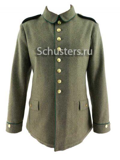 Jaegers field jacket M1913 (Китель полевой для солдат егерских частей M1913)-01