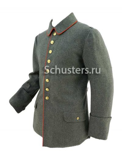 M1914 field blouse (Китель полевой для солдат M1914 (Feldbluse M1914))-02