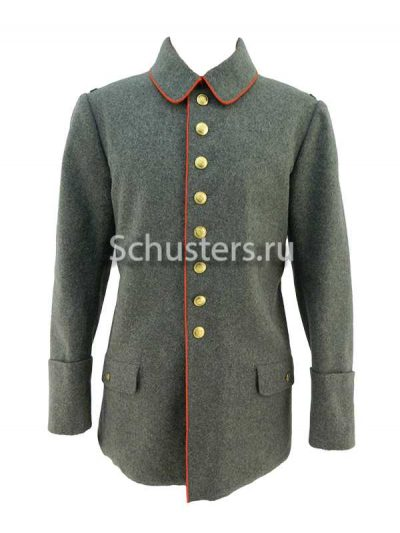 M1914 field blouse (Китель полевой для солдат M1914 (Feldbluse M1914))-01