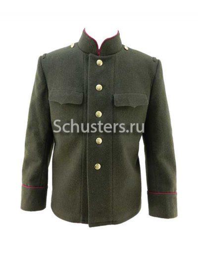 Tunic for commanders M1943 (Китель суконный для комначсостава обр. 1943 г. )-01