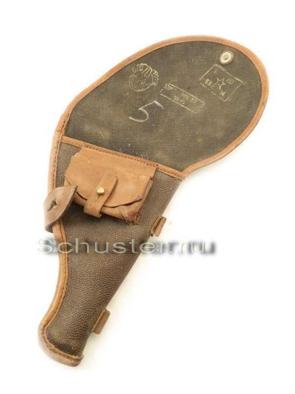 Holster for revolver 5 (Кобура для револьвера. 5) M6-057-S