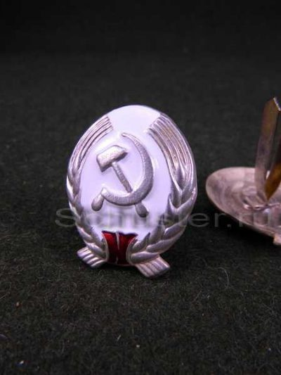 Cockade GULAG NKVD M 1936 (Кокарда ГУЛАГ НКВД СССР обр. 1936 г. )-01