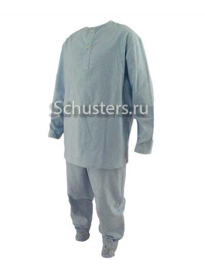 Производство и продажа Комплект нижнего белья для холодной погоды (фланелевый). M3-131-U с доставкой по всему миру