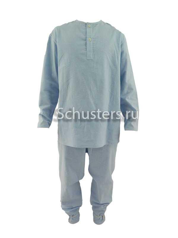 Set of underwear for cold weather (Комплект нижнего белья для холодной погоды (фланелевый)) M3-131-U