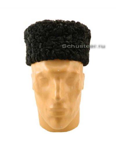Производство и продажа Круглая барашковая шапка для нижних чинов обр.1881 г. M1-044-G с доставкой по всему миру