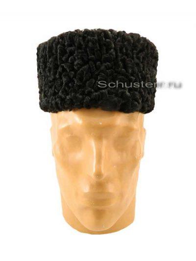Производство и продажа Круглая барашковая шапка офицерская обр.1881 г. M1-045-G с доставкой по всему миру