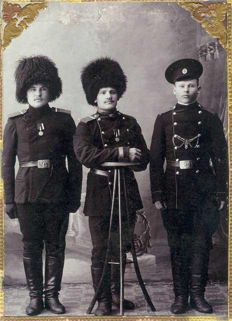 Mundir (Dress uniform jacket) Double breasted for lower ranks 1907 Pattern (Мундир двубортный для нижних чинов обр. 1907 года) M1-054-U