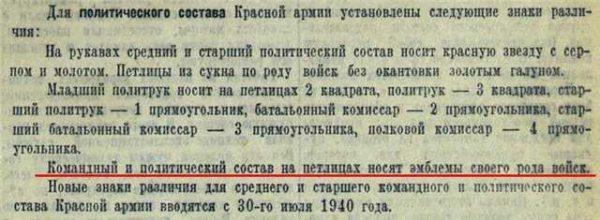 Sleeve star for Political Officer 1935 (Нарукавная звезда военно-политического состава обр. 1935 г. ) M3-045-Z