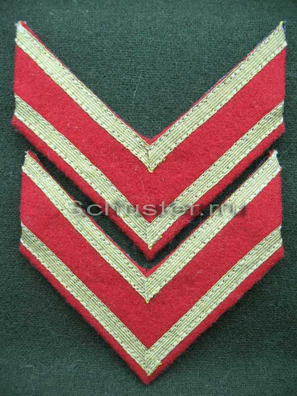 Sleeve insignia of Captain 1940 (Нарукавные знаки капитана обр. 1940 г. ) M3-108-Z