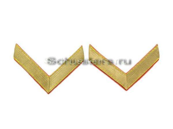 Sleeve insignia of the brigade commander arr. 1935 (Нарукавные знаки комбрига обр. 1935 г. ) M3-318-Z