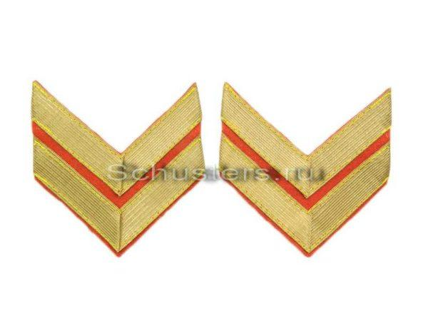 Sleeve insignia of divisional commander 1935 (Нарукавные знаки комдива обр. 1935 г. ) M3-319-Z