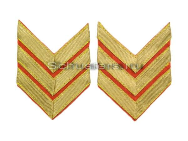 Sleeve insignia of corps commander1935 (Нарукавные знаки комкора обр. 1935 г. ) M3-320-Z