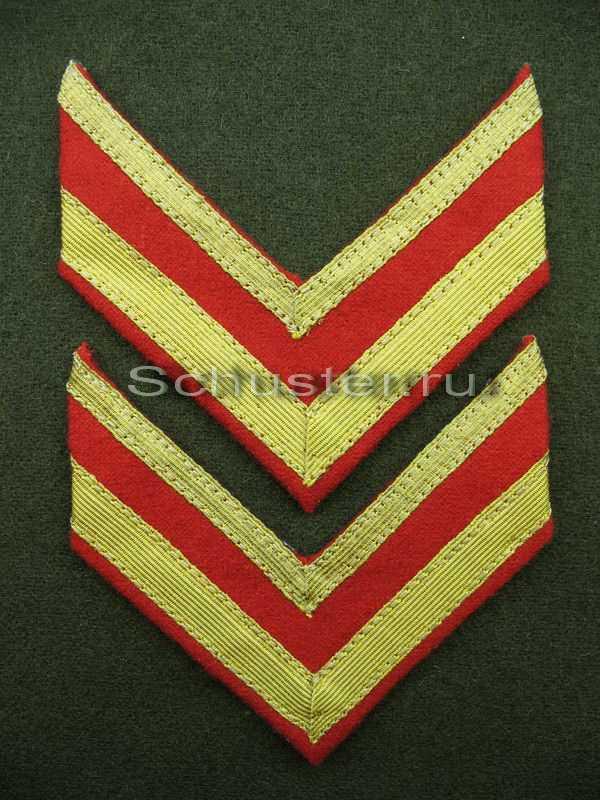 Sleeve insignia of Lt Colonel 1940 (Нарукавные знаки майора и подполковника обр. 1940 г. ) M3-109-Z