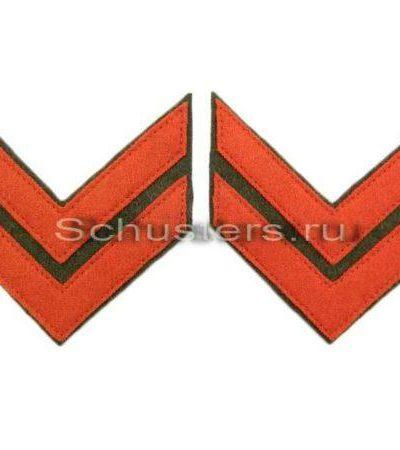 Sleeve insignia of Major 1935 (Нарукавные знаки майора обр. 1935 г. ) M3-316-Z