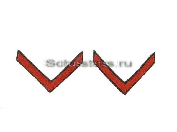 Sleeve insignia of Jr Lieutenant 1935 (Нарукавные знаки младшего лейтенанта обр. 1935 г. ) M3-289-Z