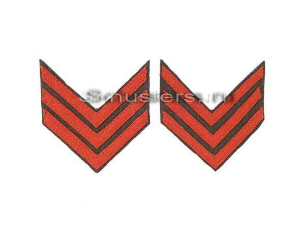 Sleeve insignia of Sr Lieutenant 1935 (Нарукавные знаки старшего лейтенанта обр. 1935 г. ) M3-291-Z