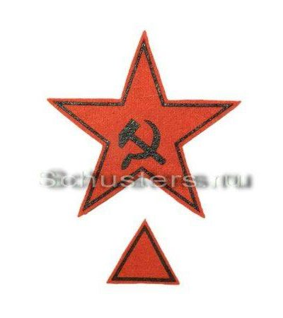 Sleeve Insignia 1919 (Part-Commander) (Нарукавный знак обр. 1919 г. (отделенного командира)) M3-333-Z