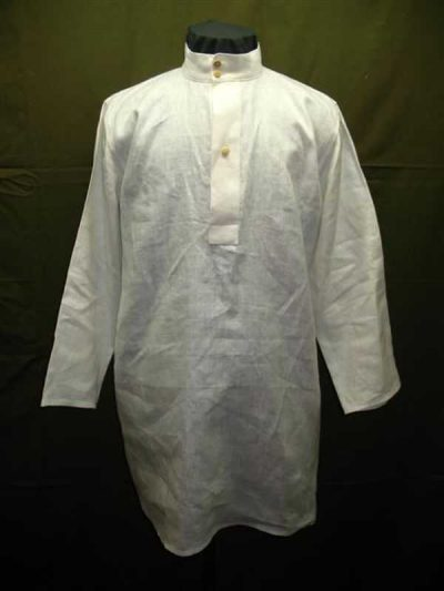 Undershirt lower ranks (Нательная рубаха для нижних чинов)-01