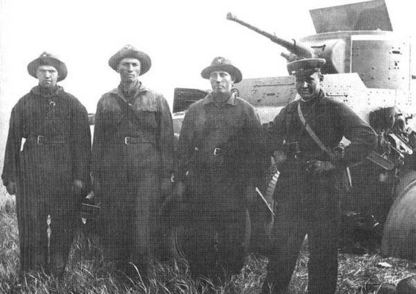 TROPICAL HAT M1938 (armored troops) (Панама хлопчатобумажная обр. 1938 г. (бронетанковые войска)) M3-054-G