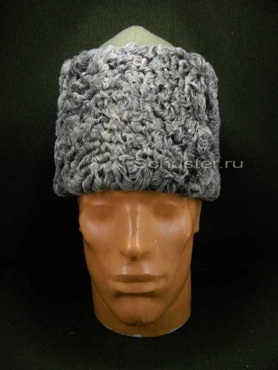 Papakha for lower ranks 1910 pattern (natural fur) (Папаха для нижних чинов обр. 1910 г. (натуральный мех))-02