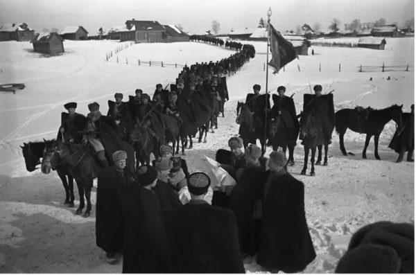 Производство и продажа Папаха рядового состава Донских казачьих частей обр.1936 г. M3-068-G с доставкой по всему миру