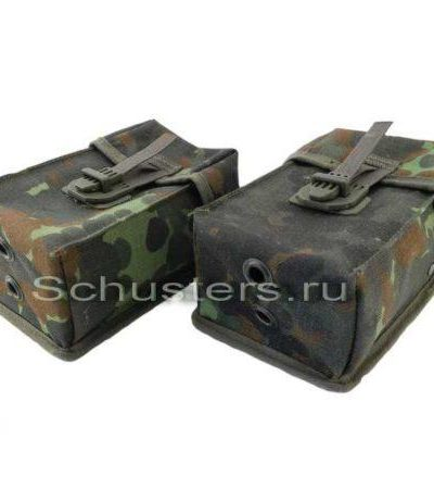Производство и продажа Пара подсумков для магазинов G3 Бундесвер M6-105-S с доставкой по всему миру