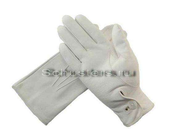 Производство и продажа Перчатки (из белой лайковой кожи) M1-065-U с доставкой по всему миру